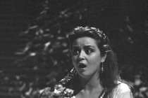 As Flora in 'The Knot Garden'